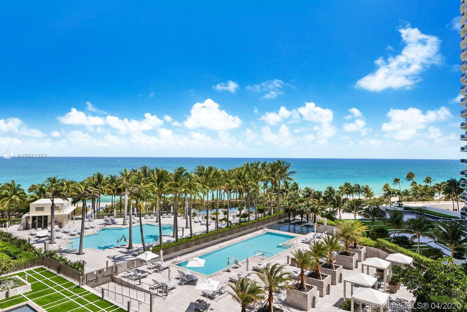 9701 Collins Ave, Unit #602S Luxury Real Estate