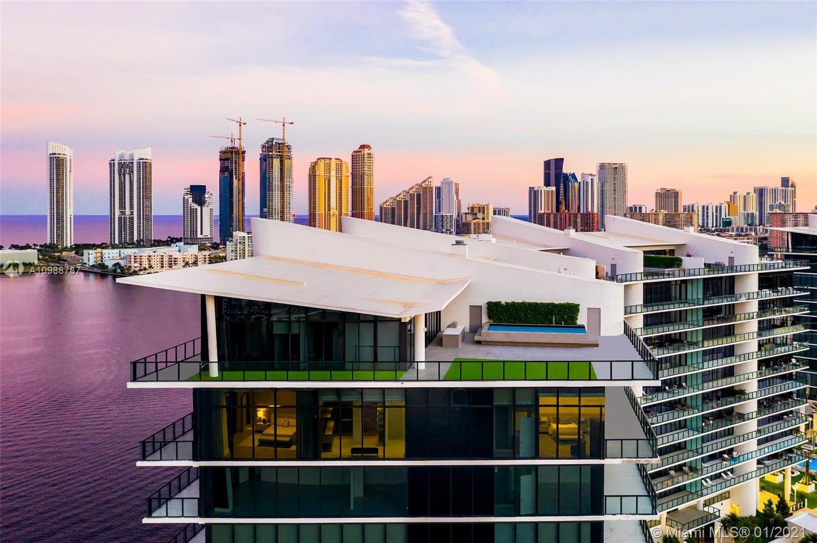 5500 Island Estates Dr, Unit #PH 1501 Luxury Real Estate