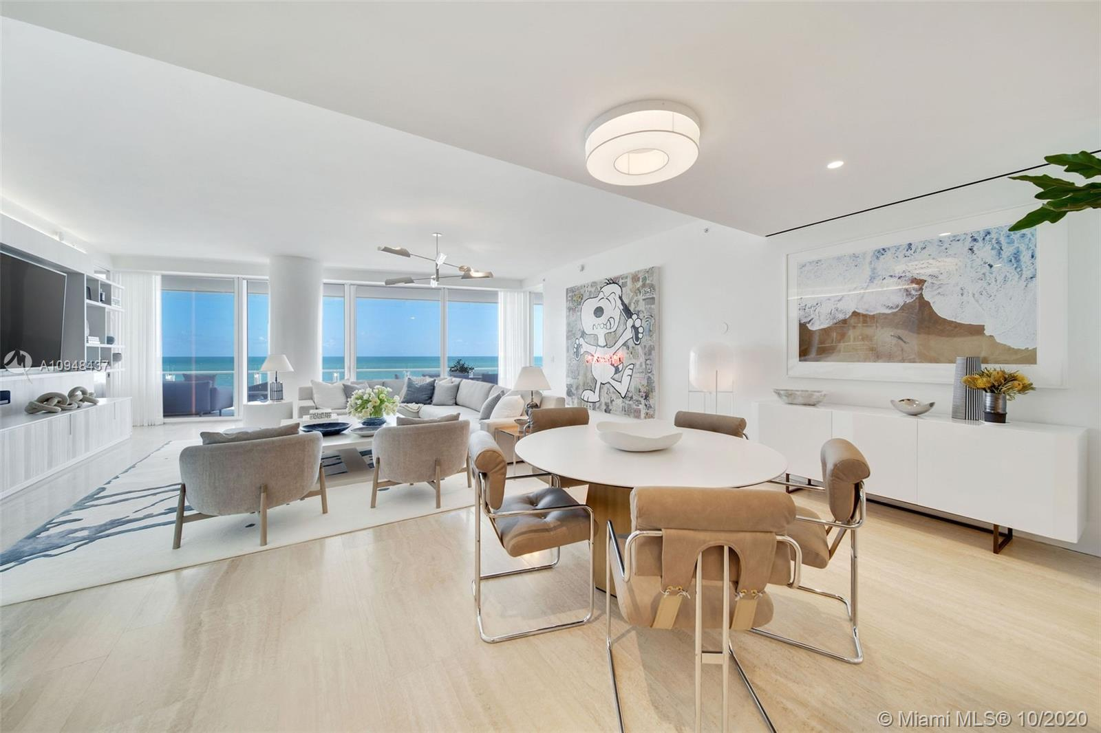 9001 Collins Ave, Unit #S-709 Luxury Real Estate