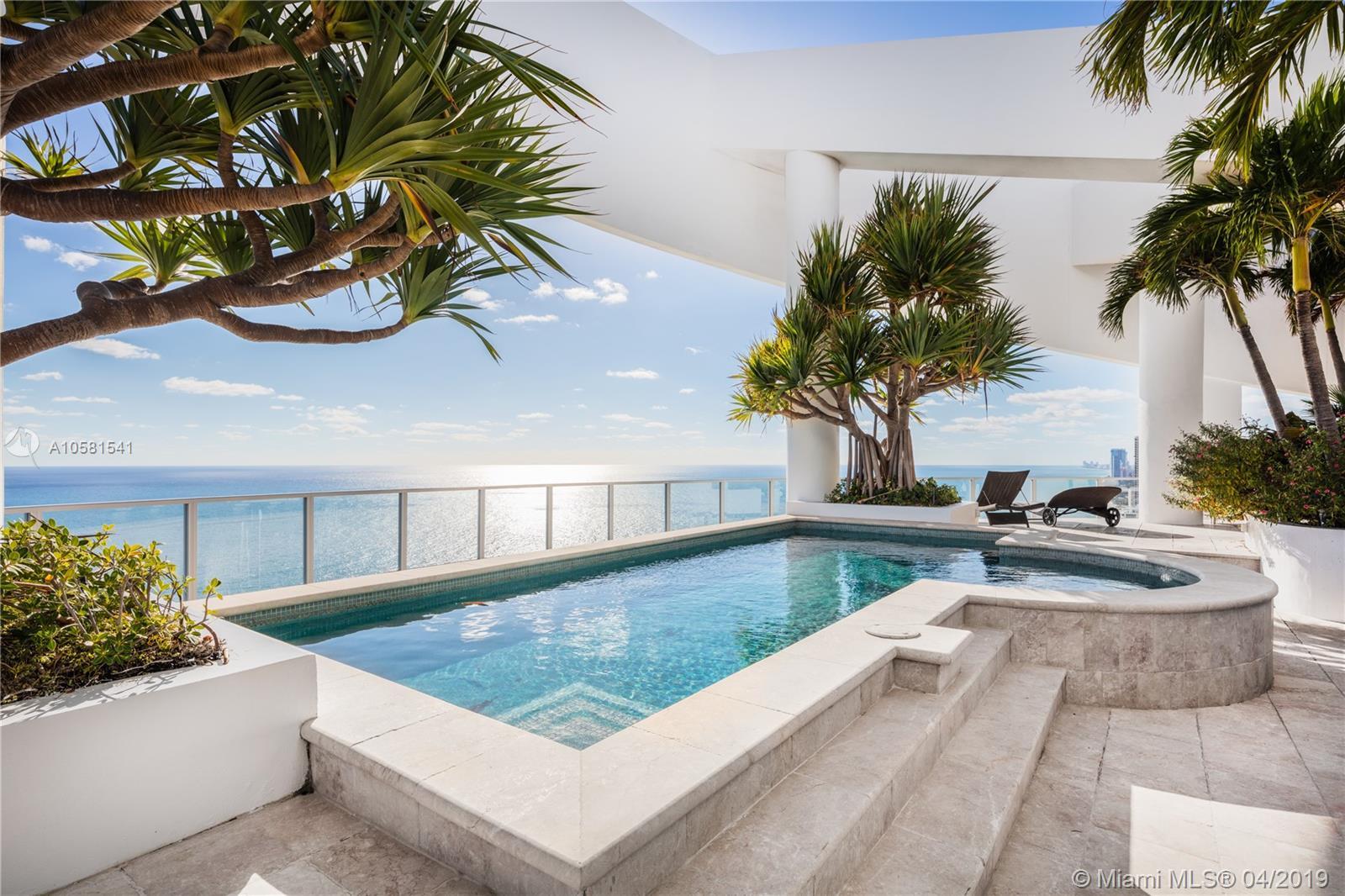 3101 S Ocean Dr, Unit #PH-08 Luxury Real Estate