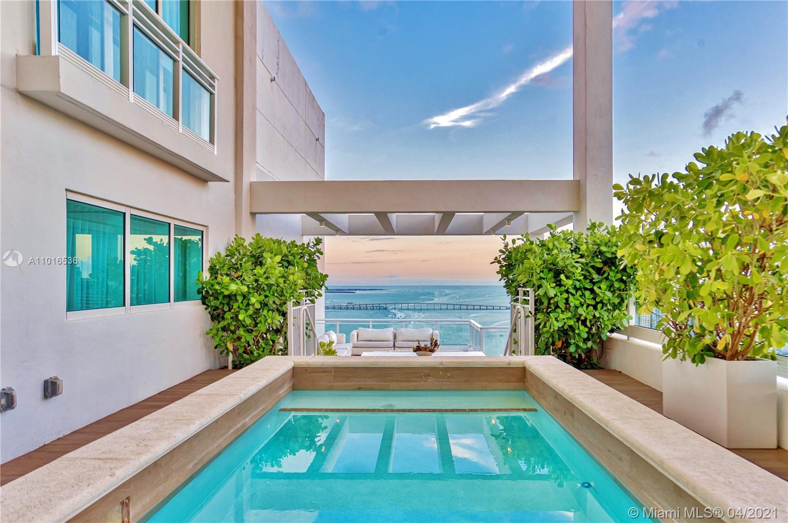 900 Brickell Key Blvd, Unit #PH4 Luxury Real Estate