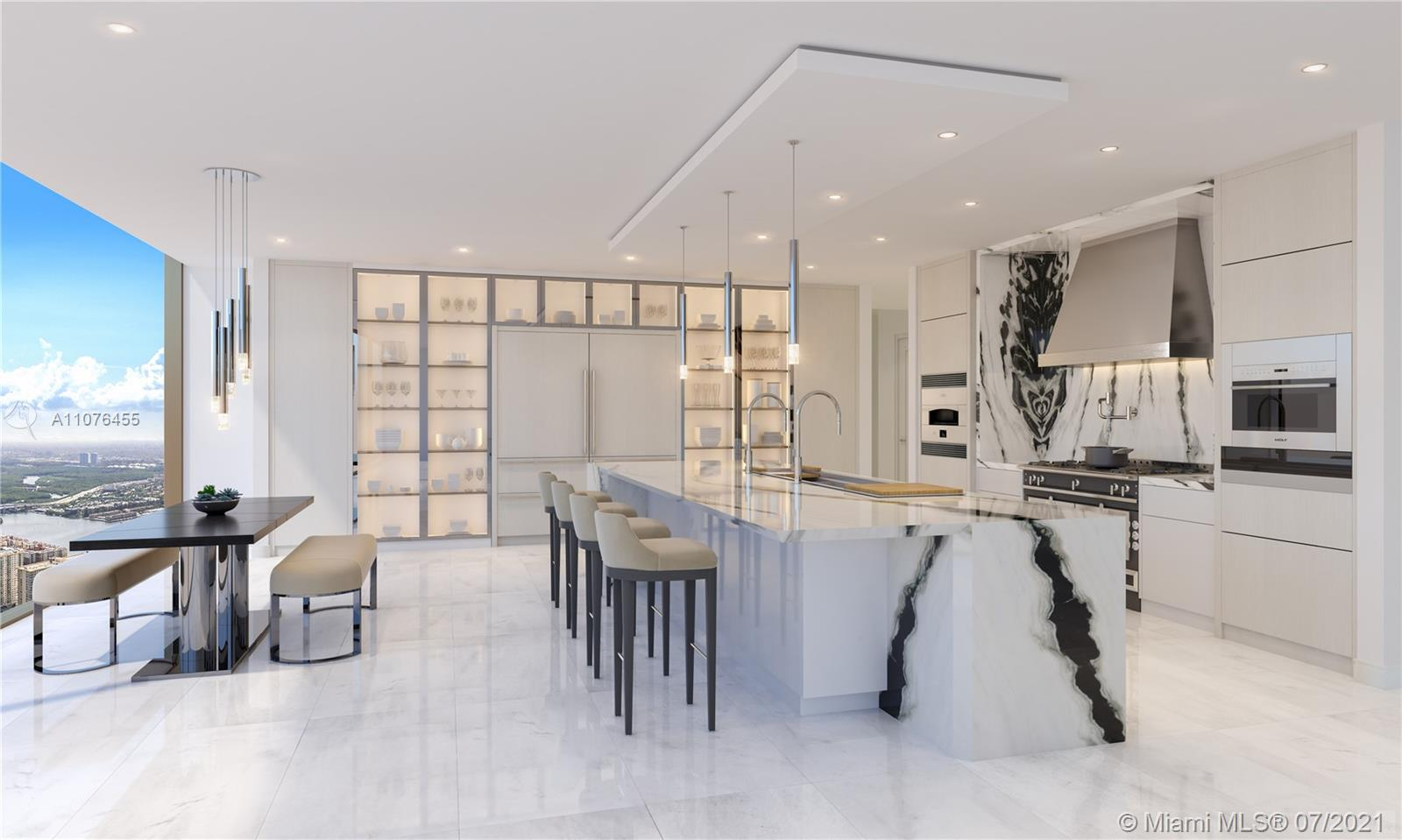 17901 Collins Ave, Unit #4401 Luxury Real Estate