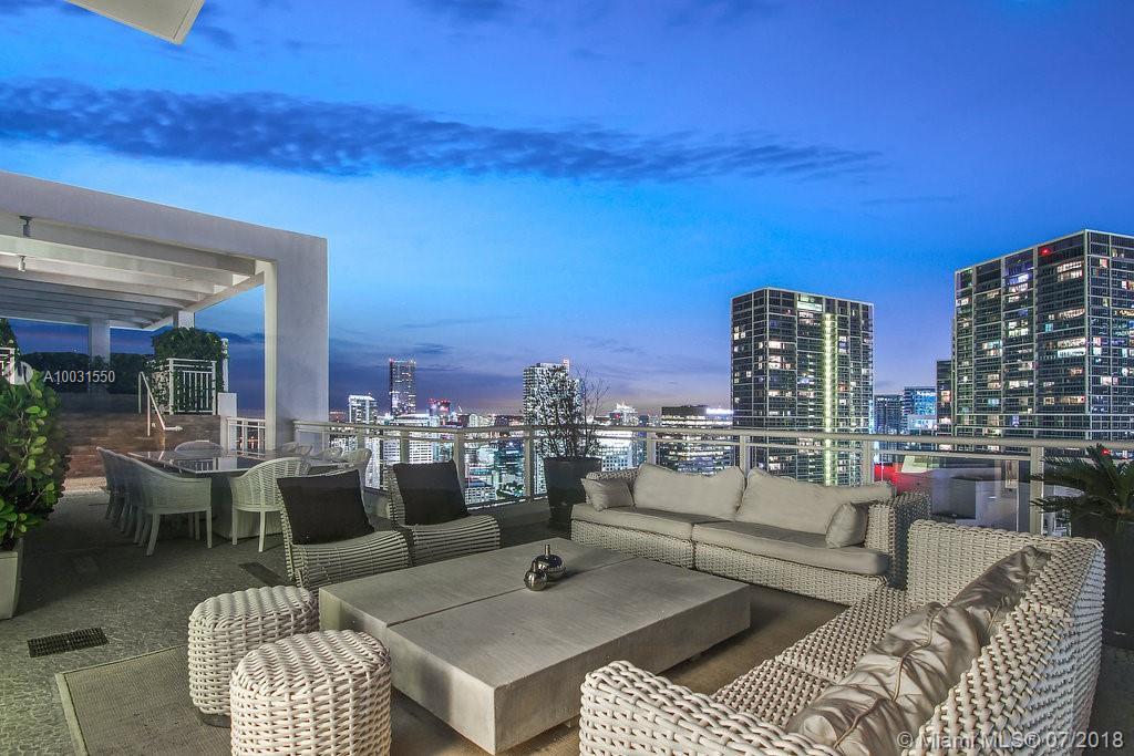 900 Brickell Key Blvd, Unit #PH3401 Luxury Real Estate