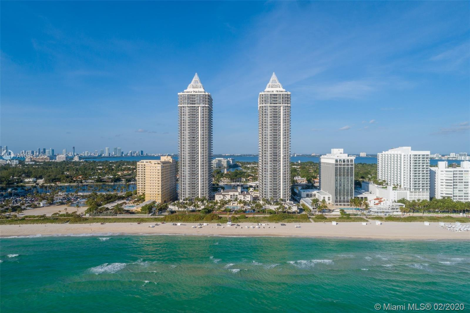 4779 Collins Ave, Unit #3201/3202 Luxury Real Estate