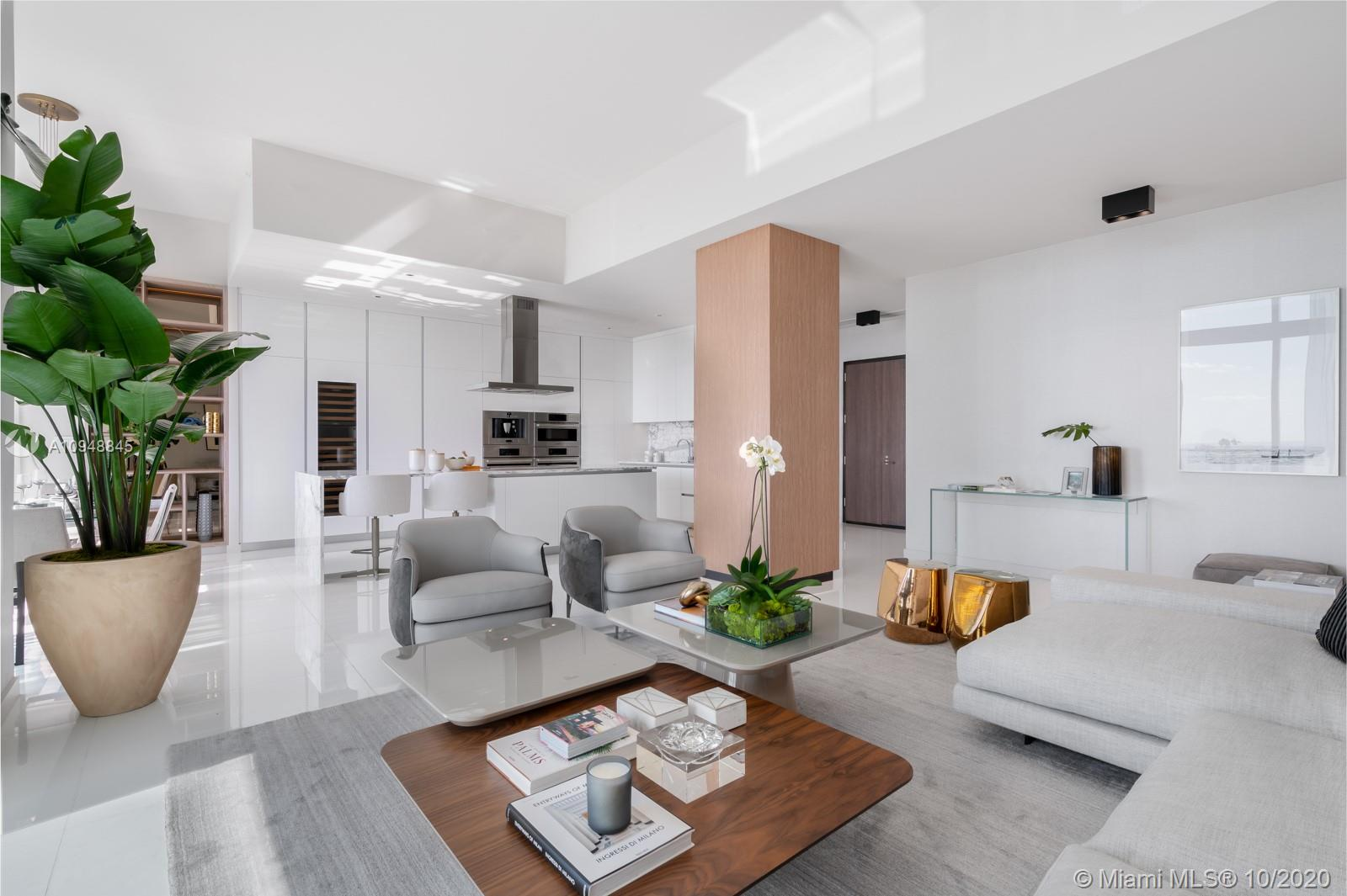 68 SE 6th St, Unit #PH4301 Luxury Real Estate