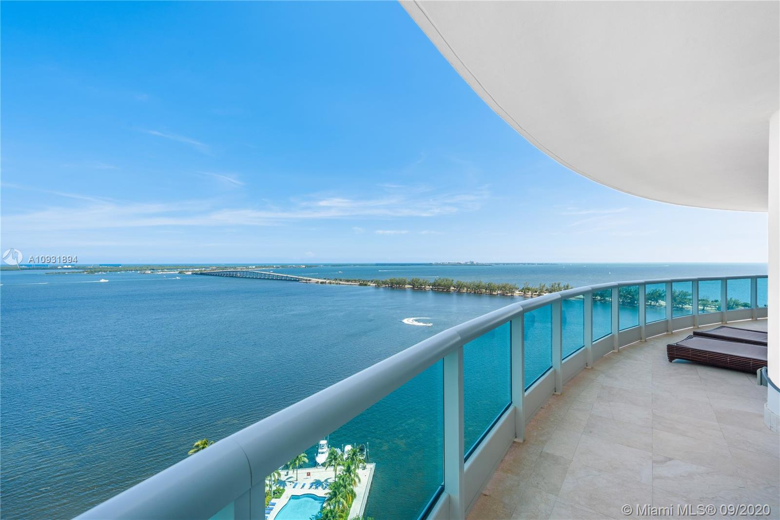 2127 Brickell Ave, Unit #2401 & 02 Luxury Real Estate