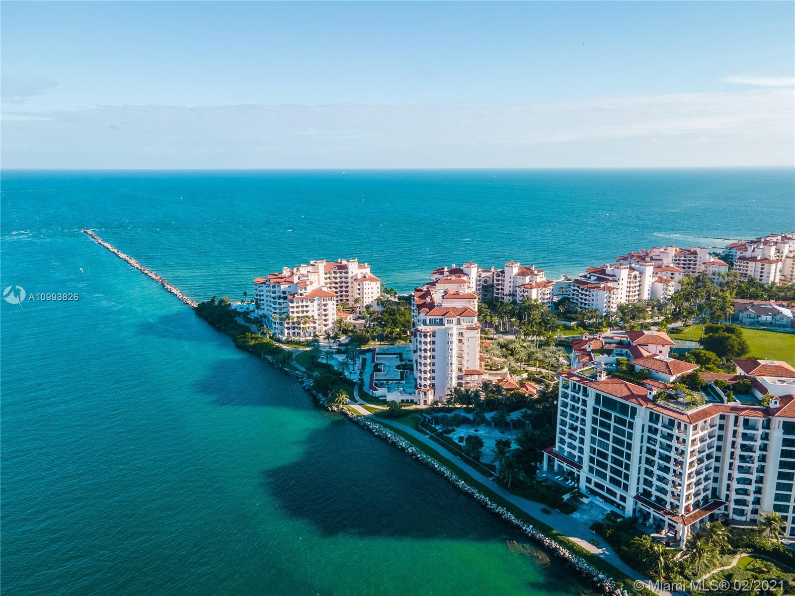 7035 Fisher Island Drive, Unit #7035 Luxury Real Estate