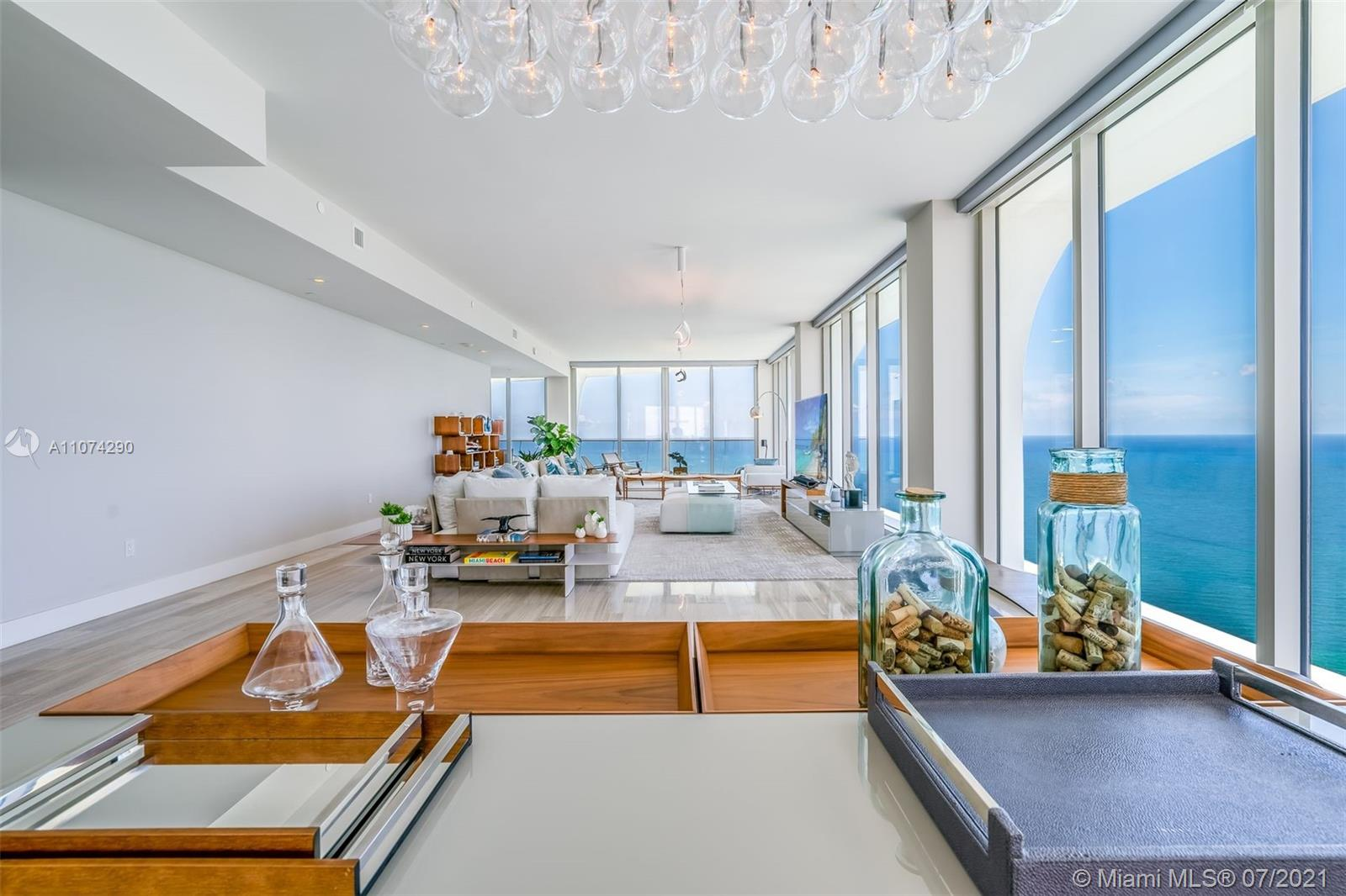 16901 Collins Ave, Unit #3601 Luxury Real Estate