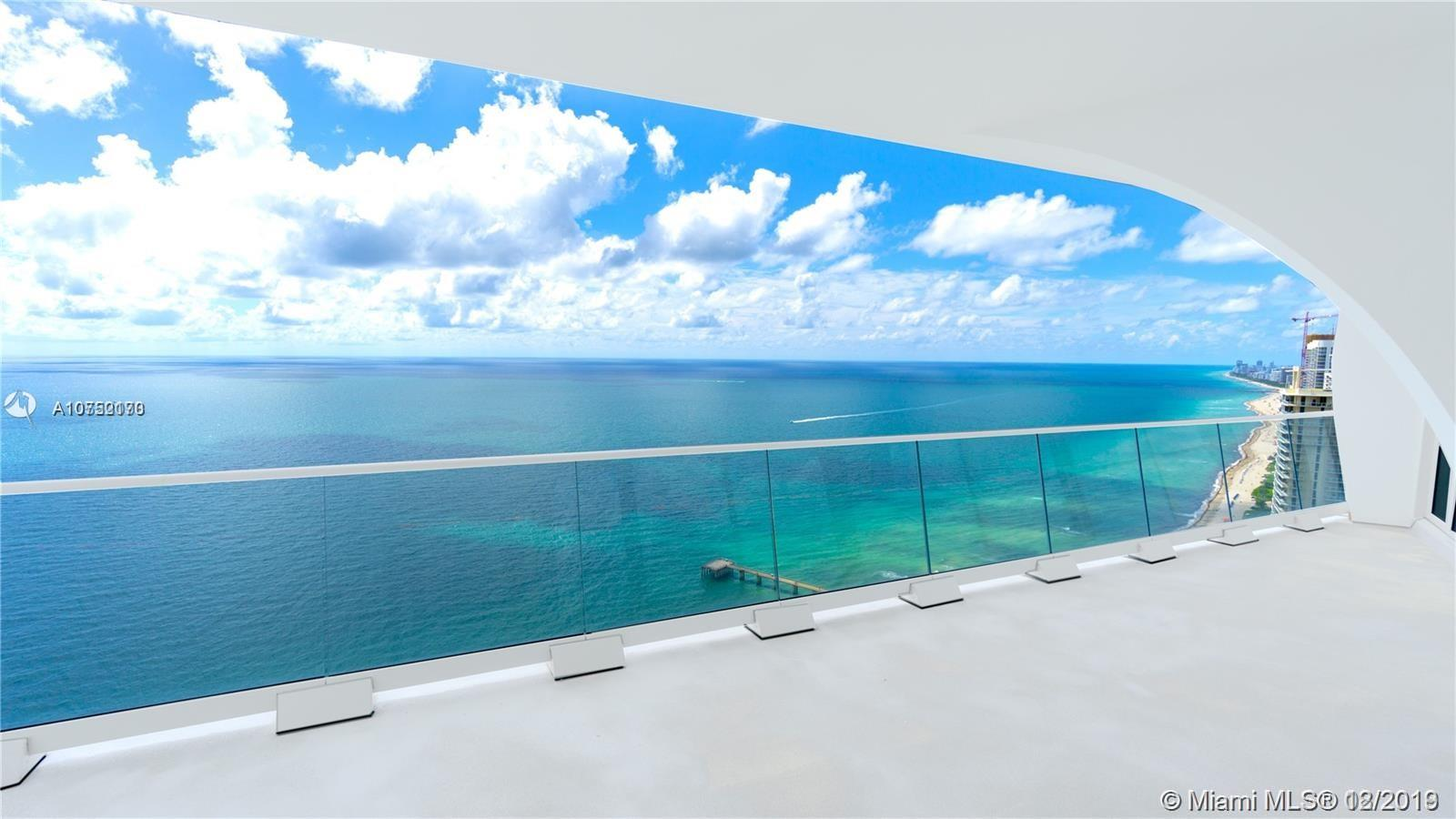 16901 Collins Ave, Unit #3301 Luxury Real Estate