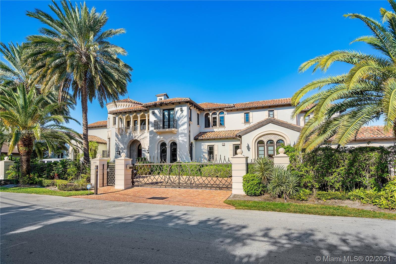 2571 Del Lago Dr Luxury Real Estate