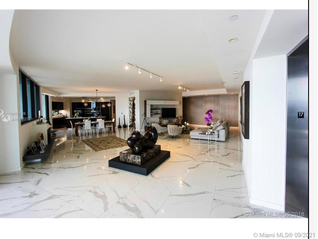 18555 Collins Ave, Unit #1703 Luxury Real Estate