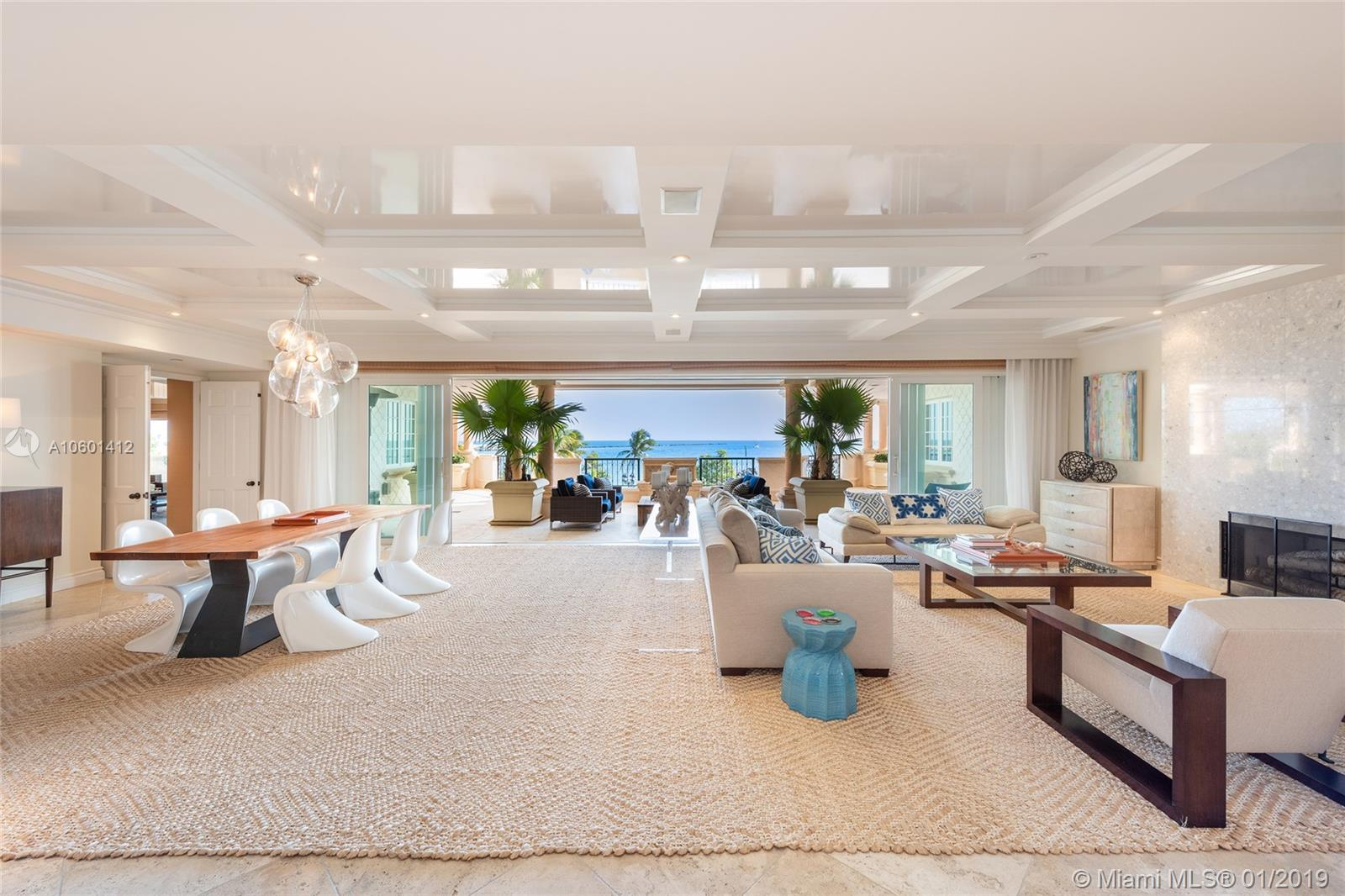 7223 Fisher Island Dr, Unit #7223 Luxury Real Estate