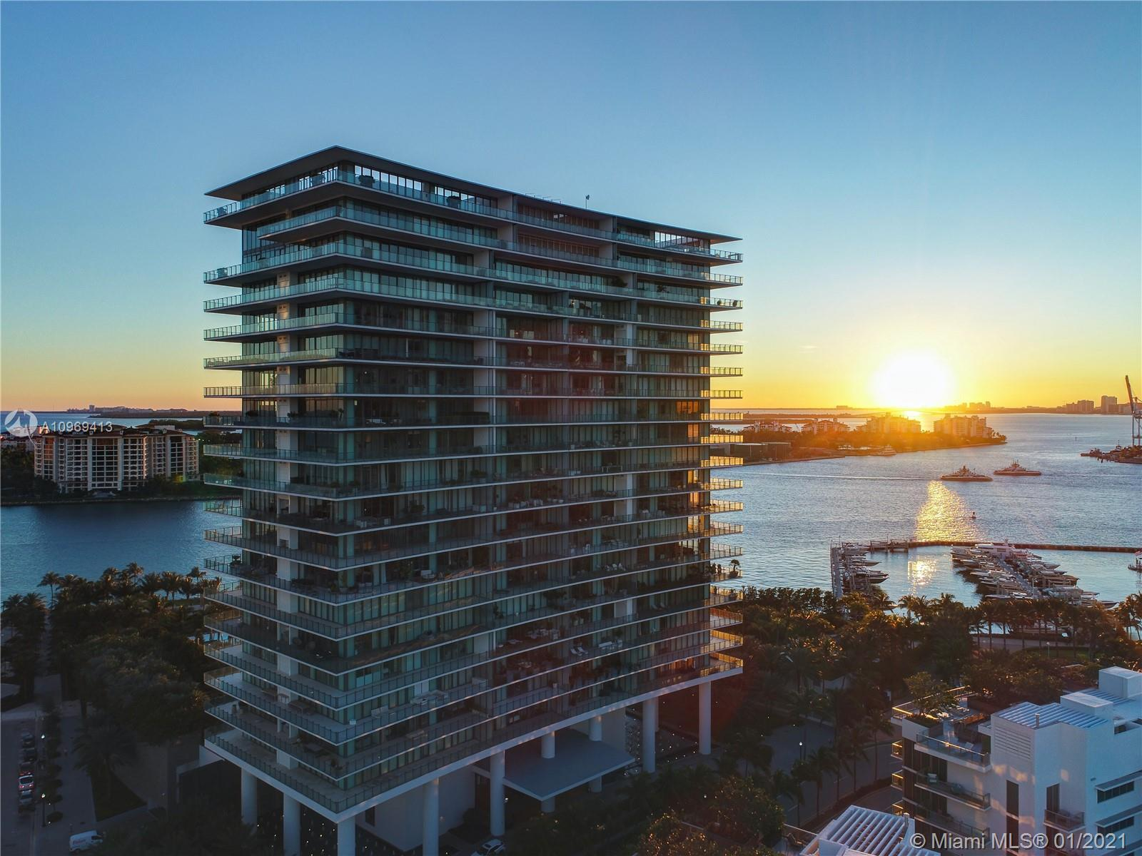 800 S Pointe Dr, Unit #1103 Luxury Real Estate