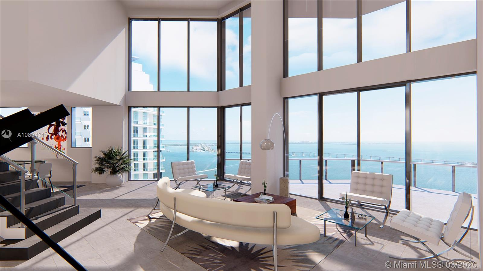 1300 Brickell Bay Dr, Unit #4401 Luxury Real Estate