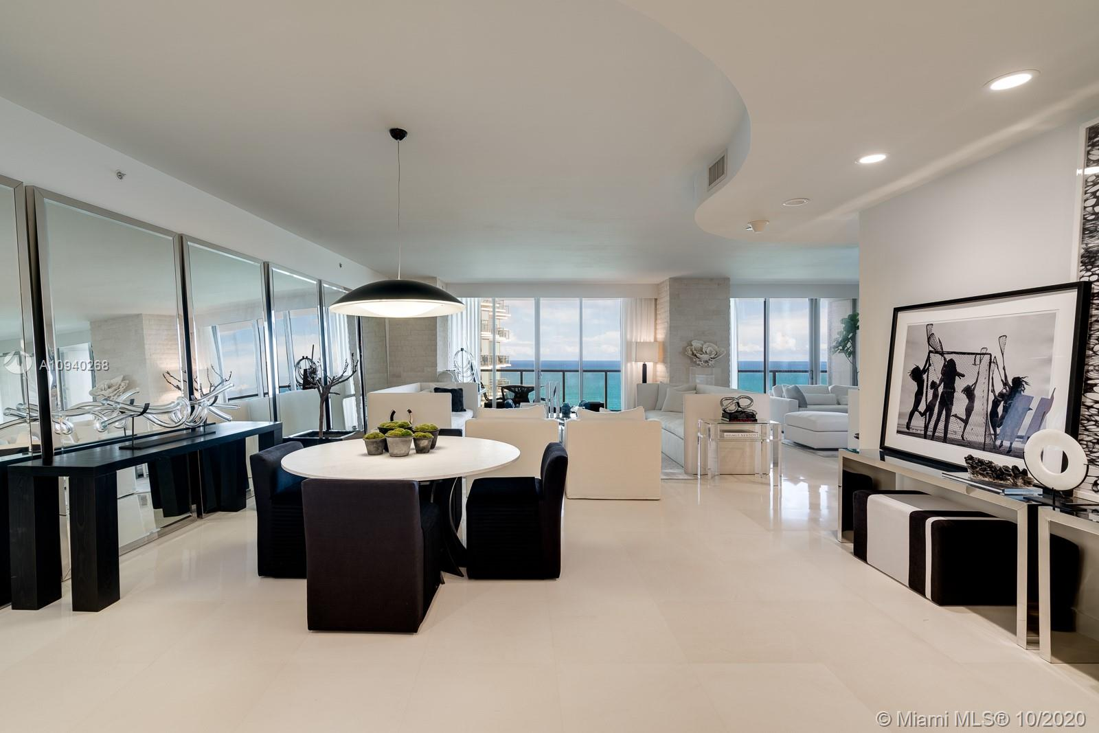 9701 Collins Ave, Unit #1904S Luxury Real Estate