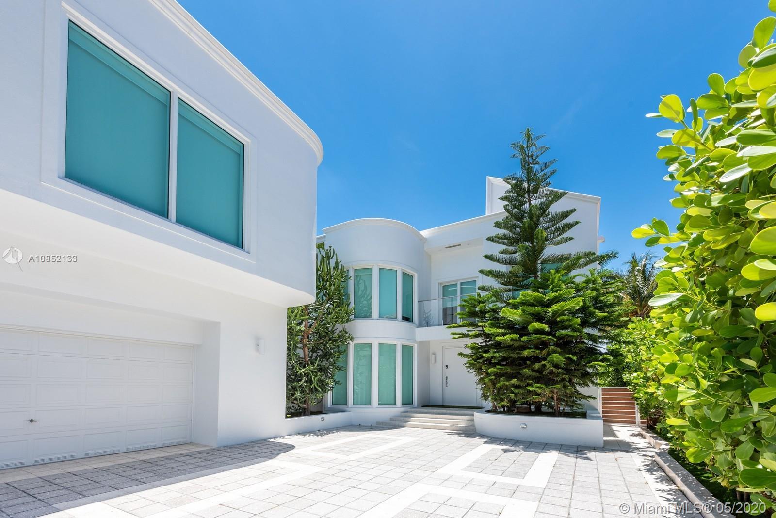 94 S Hibiscus Drive Luxury Real Estate