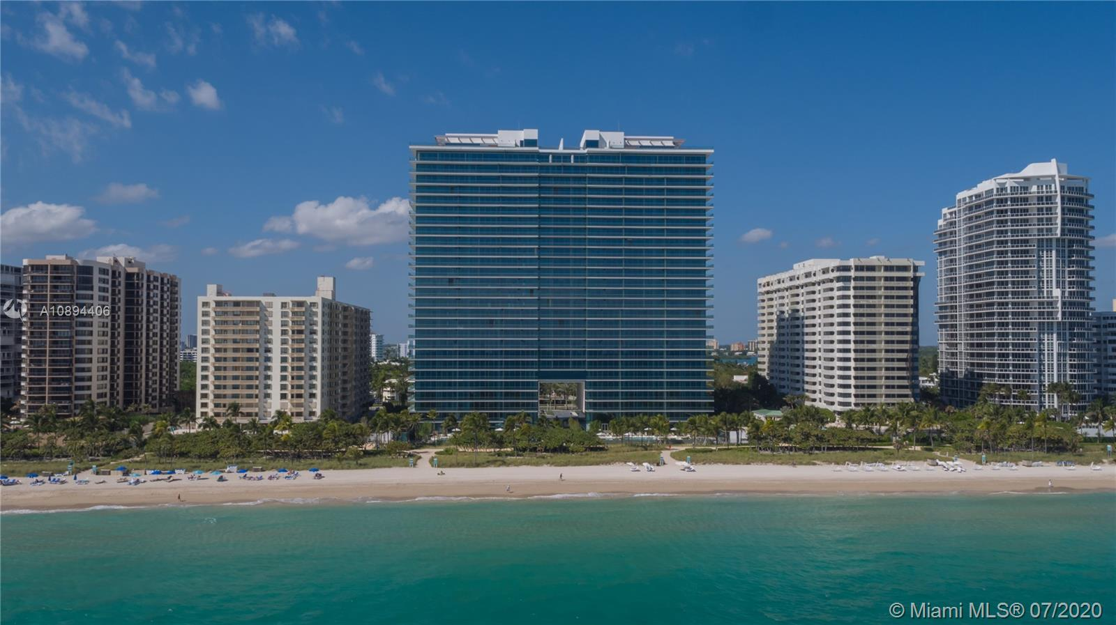 10201 Collins Ave, Unit #2206 Luxury Real Estate