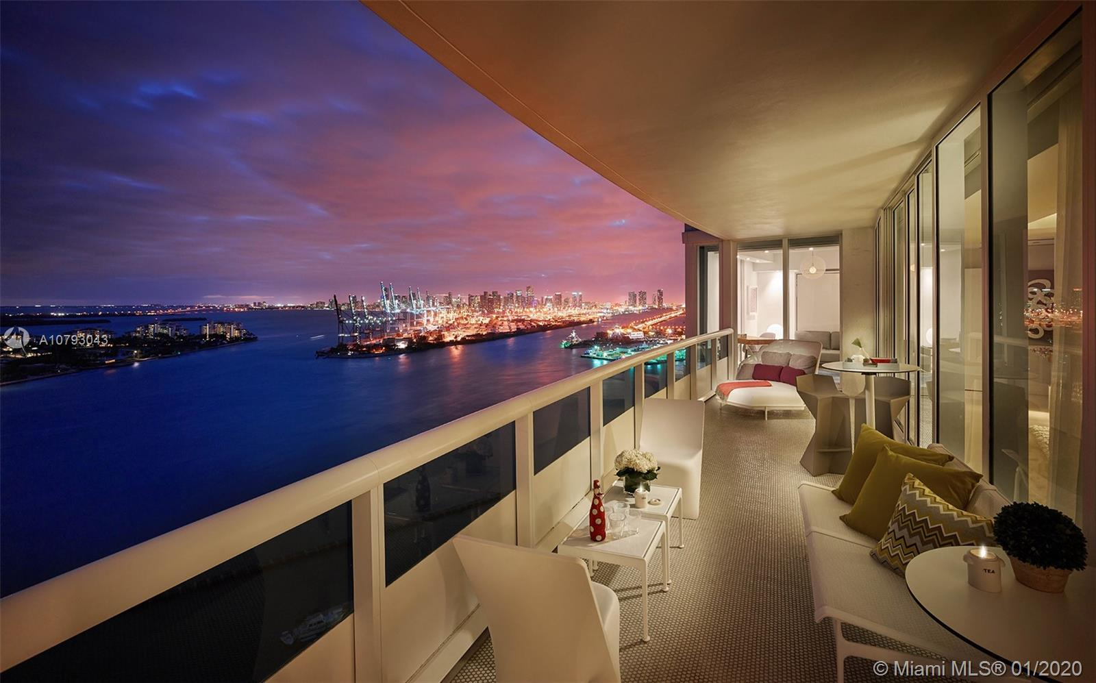 1000 S Pointe Dr, Unit #2602 Luxury Real Estate