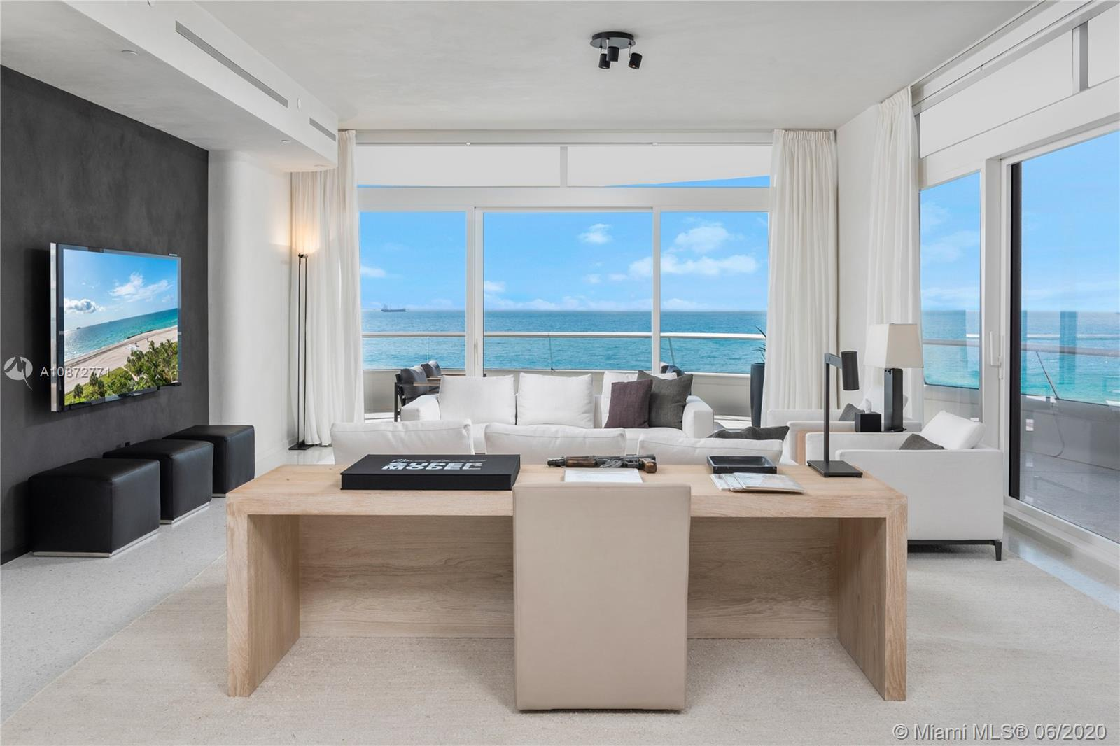 3315 Collins Ave, Unit #8B Luxury Real Estate