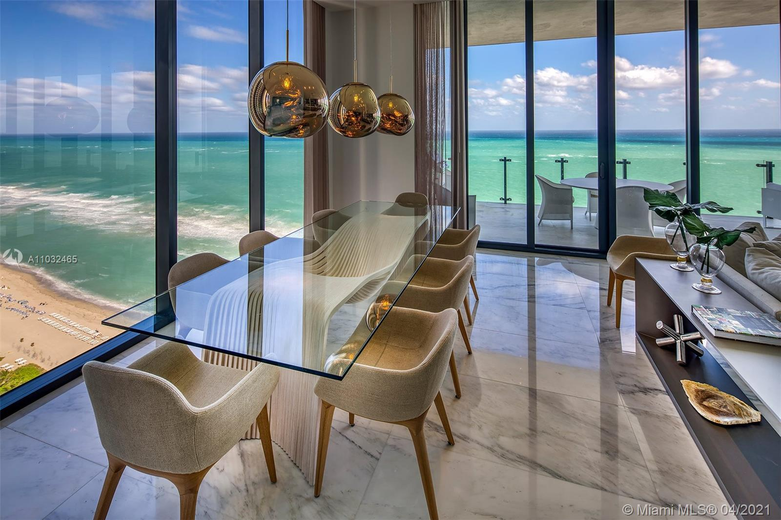 17141 Collins Ave, Unit #2201 Luxury Real Estate