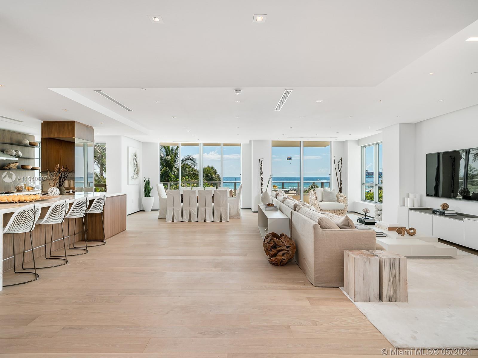 125 Ocean Dr, Unit #U-0301 Luxury Real Estate