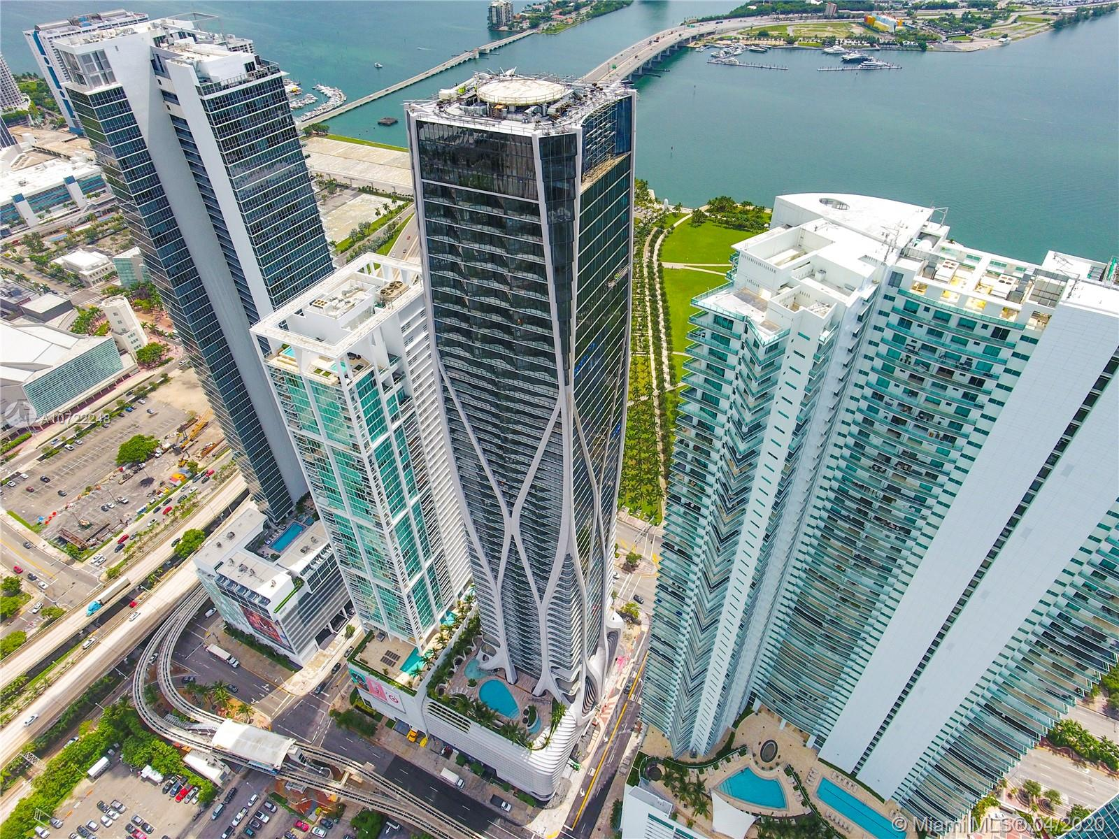 1000 Biscayne Blvd, Unit #3101 Luxury Real Estate