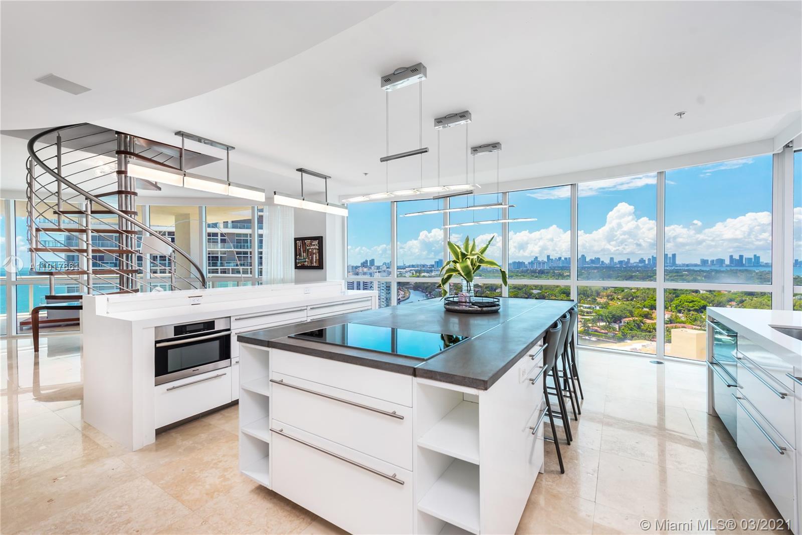 3801 Collins Ave, Unit #PH-1 Luxury Real Estate