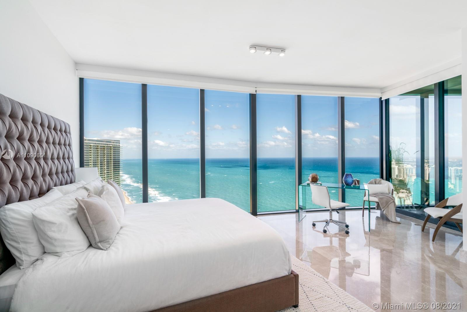 18555 Collins Ave, Unit #5105 Luxury Real Estate