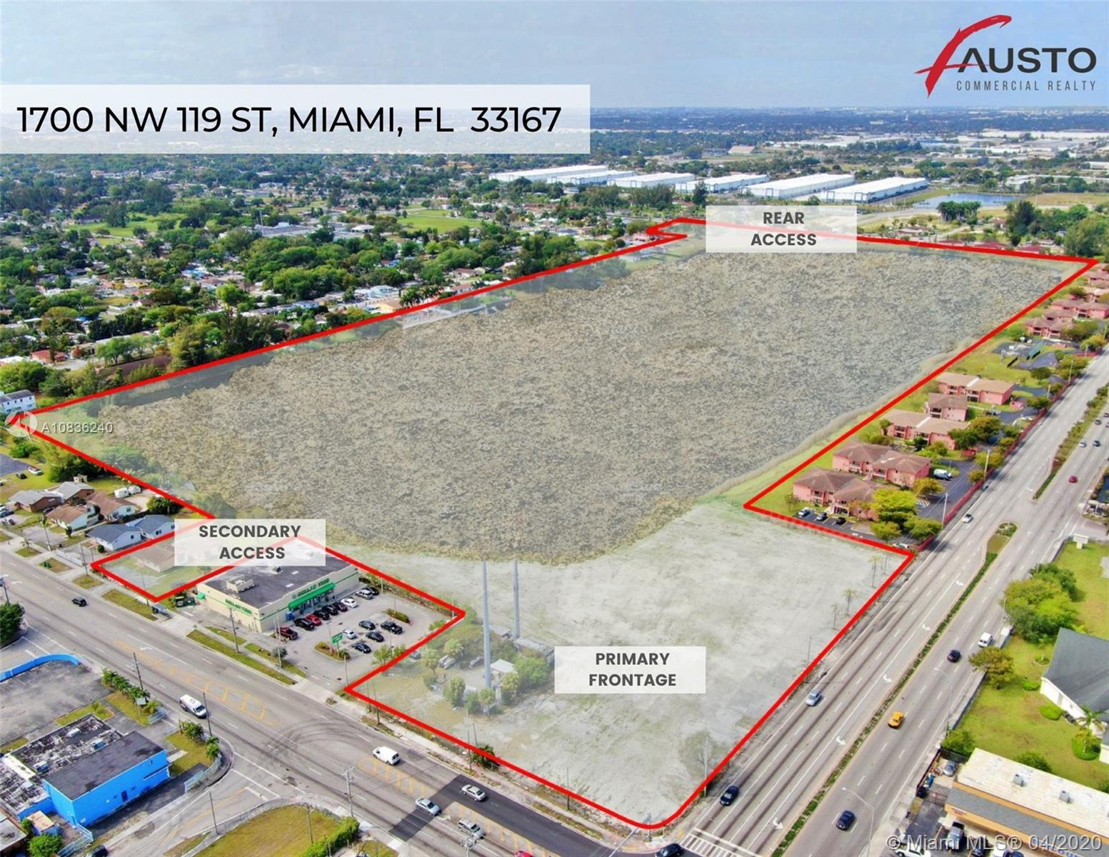 1700 NW 119th St Luxury Real Estate
