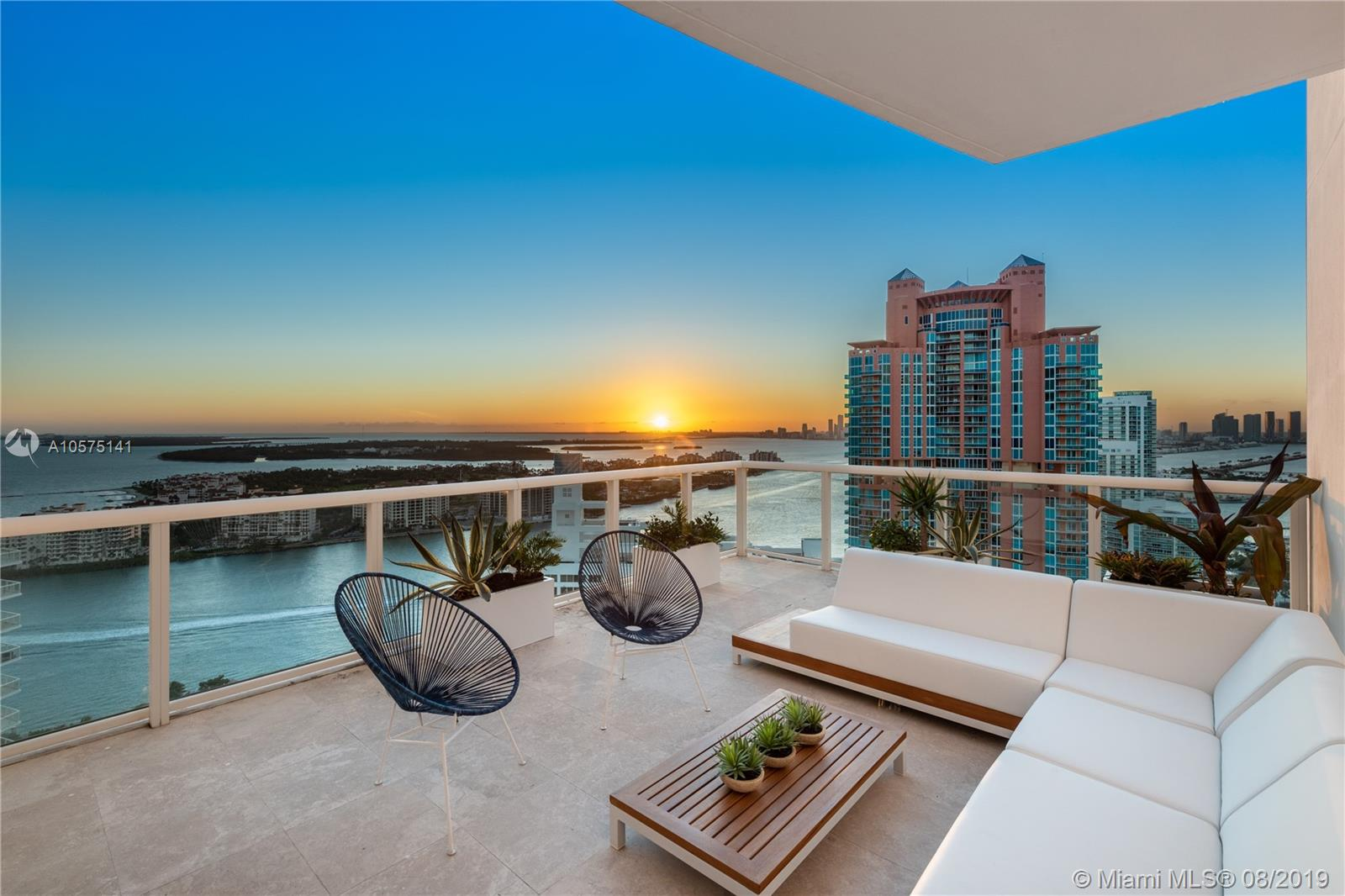50 S Pointe Dr, Unit #3302 Luxury Real Estate