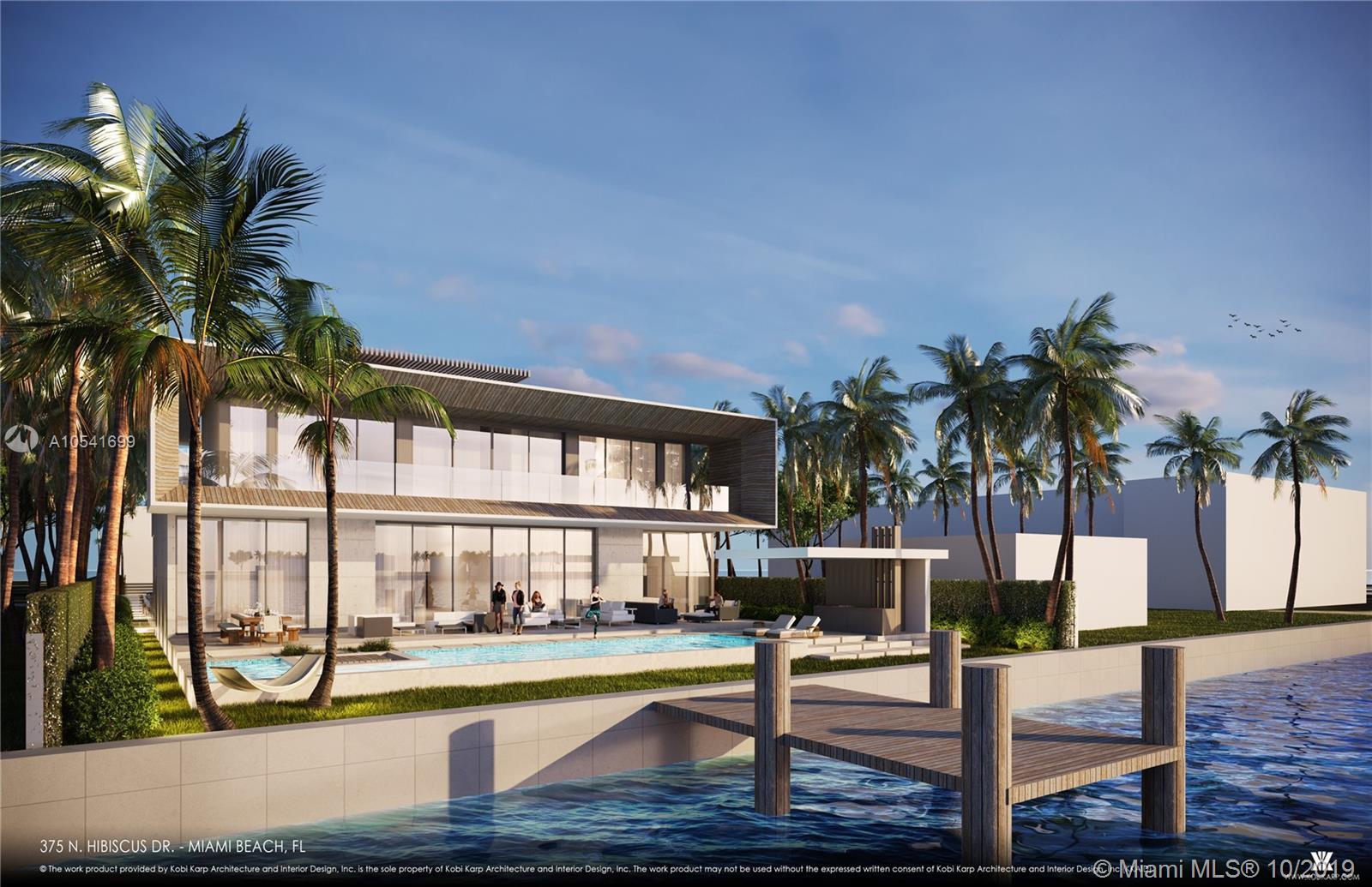 375 N Hibiscus Dr Luxury Real Estate