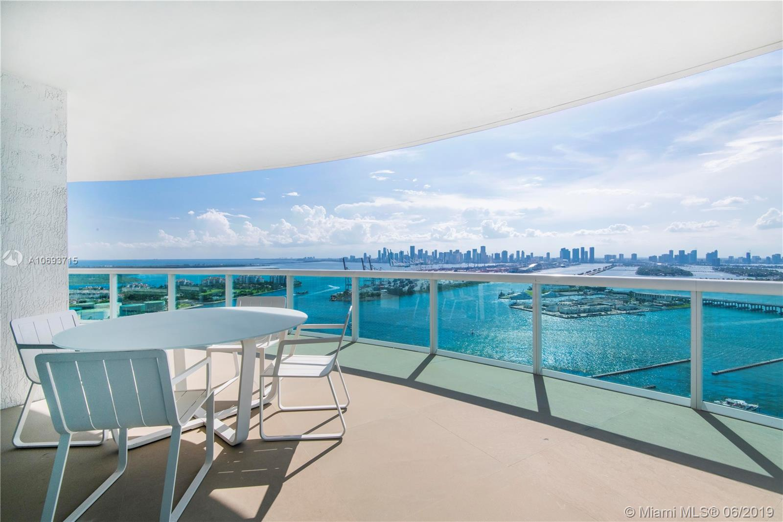 1000 S Pointe Dr, Unit #3201 Luxury Real Estate