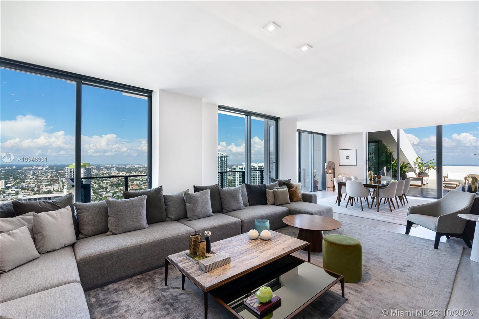 68 SE 6th St, Unit #PH4204 Luxury Real Estate