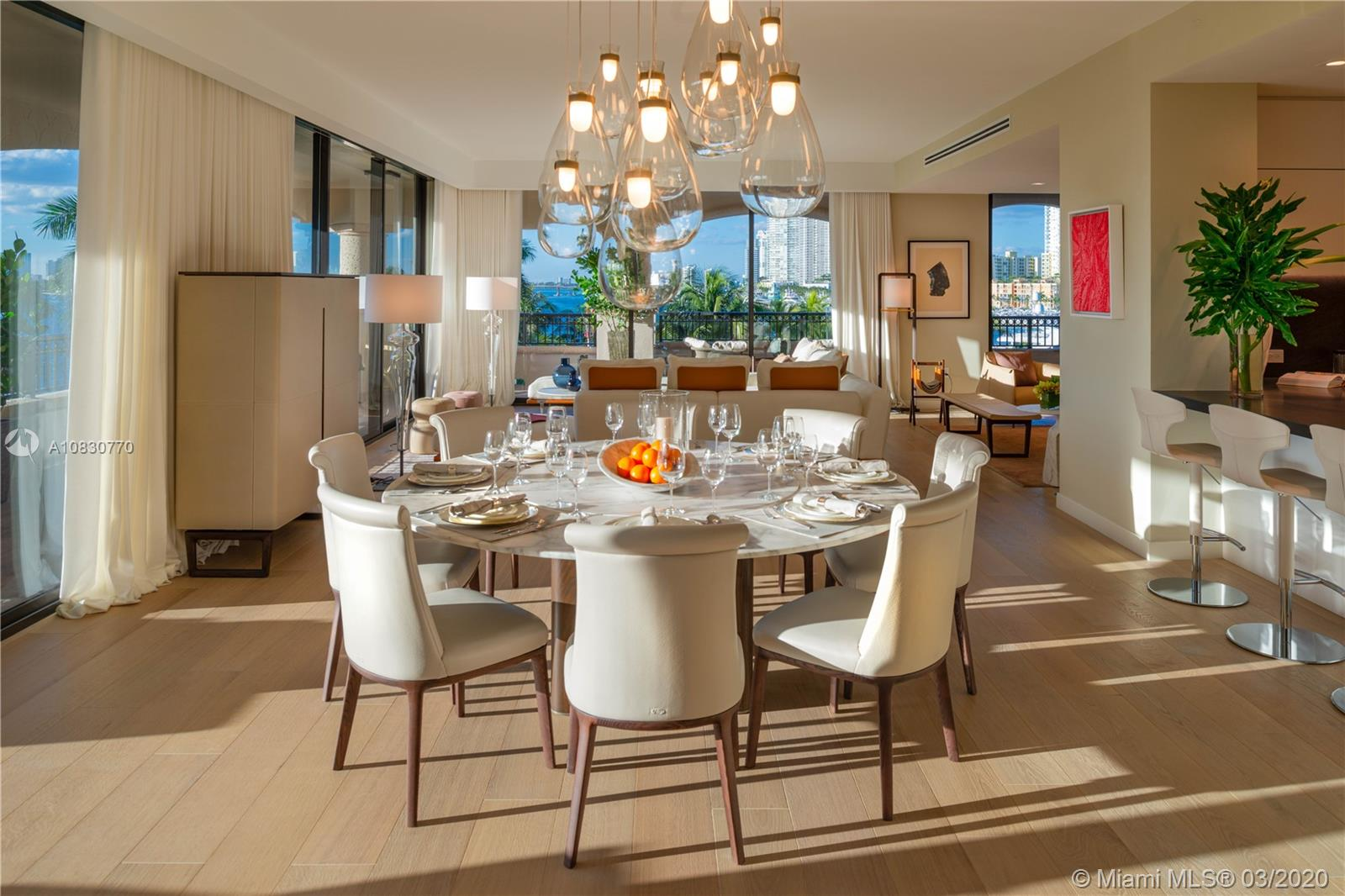 6841 Fisher Island Drive, Unit #6841 Luxury Real Estate