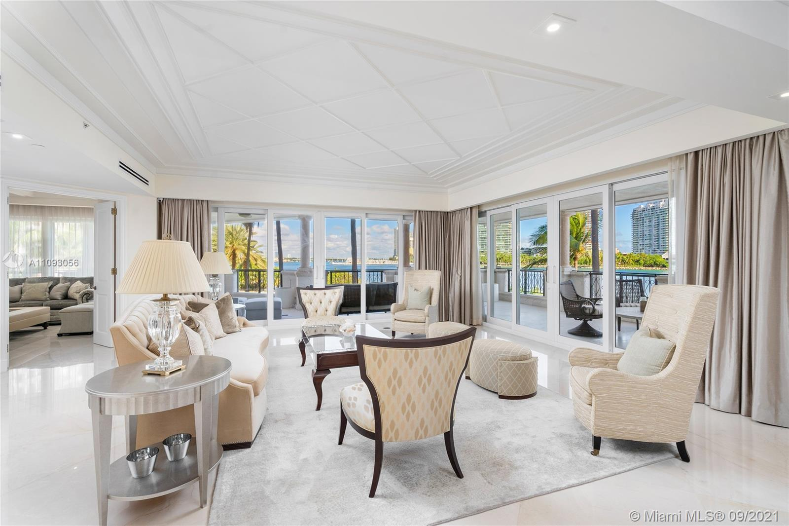7221 Fisher Island Dr, Unit #7221 Luxury Real Estate
