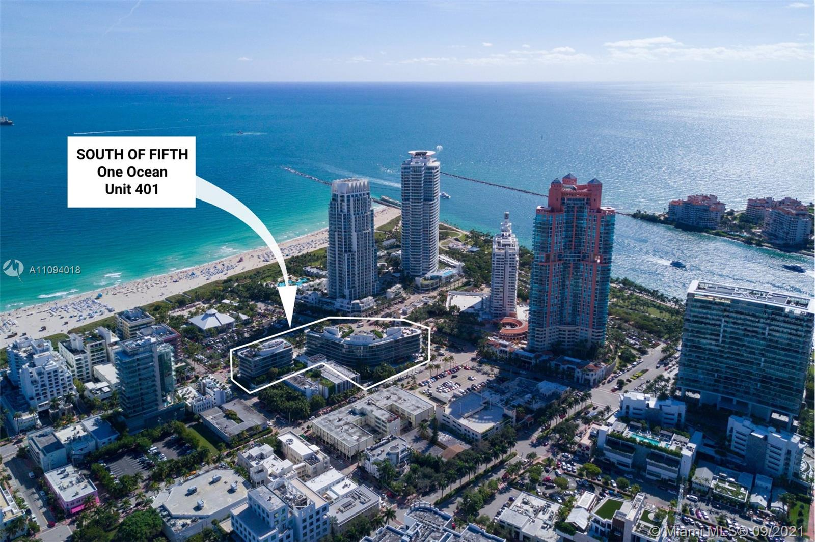 1 Collins Ave, Unit #401 Luxury Real Estate