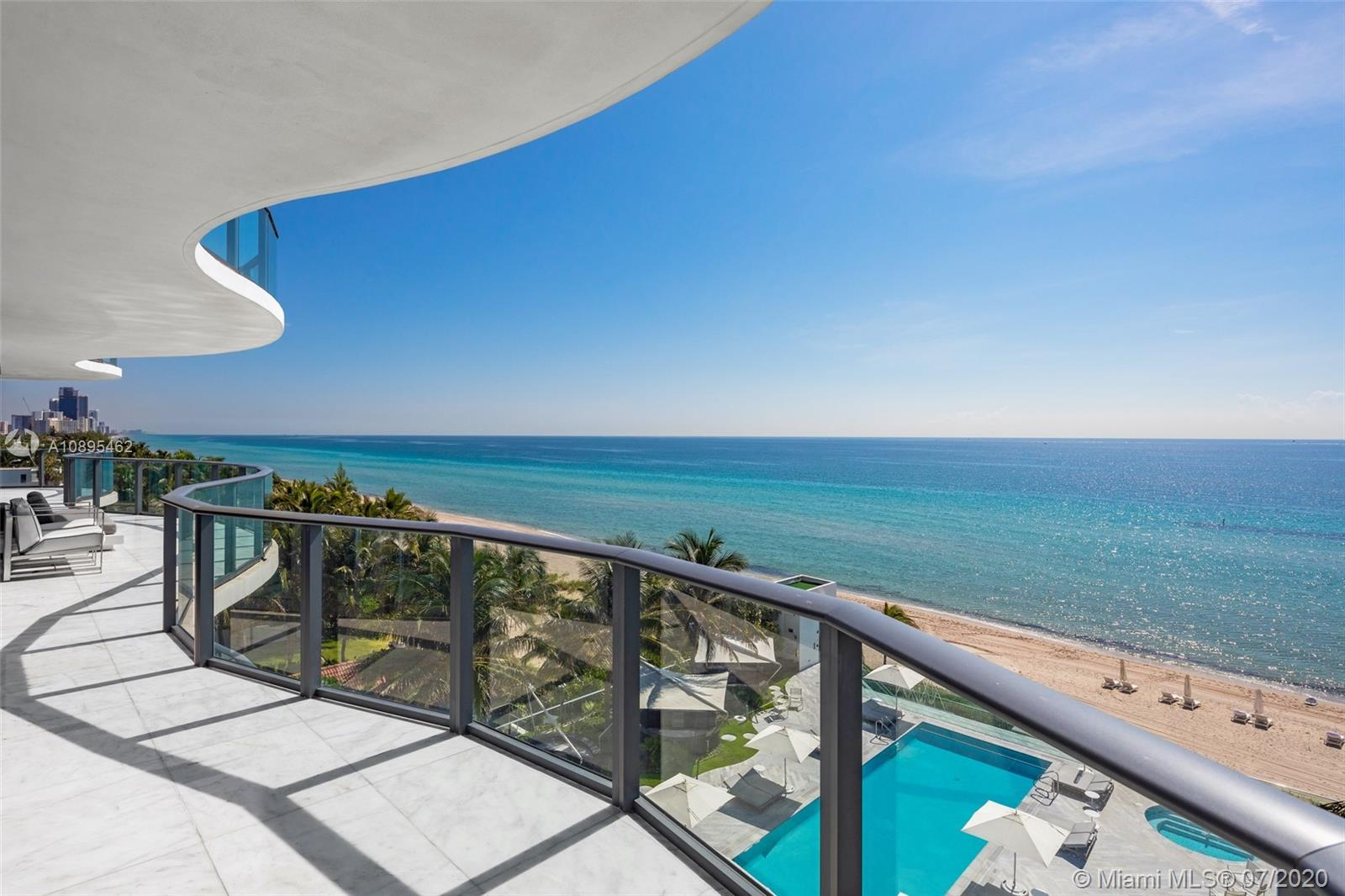 19575 Collins Ave, Unit #6 Luxury Real Estate