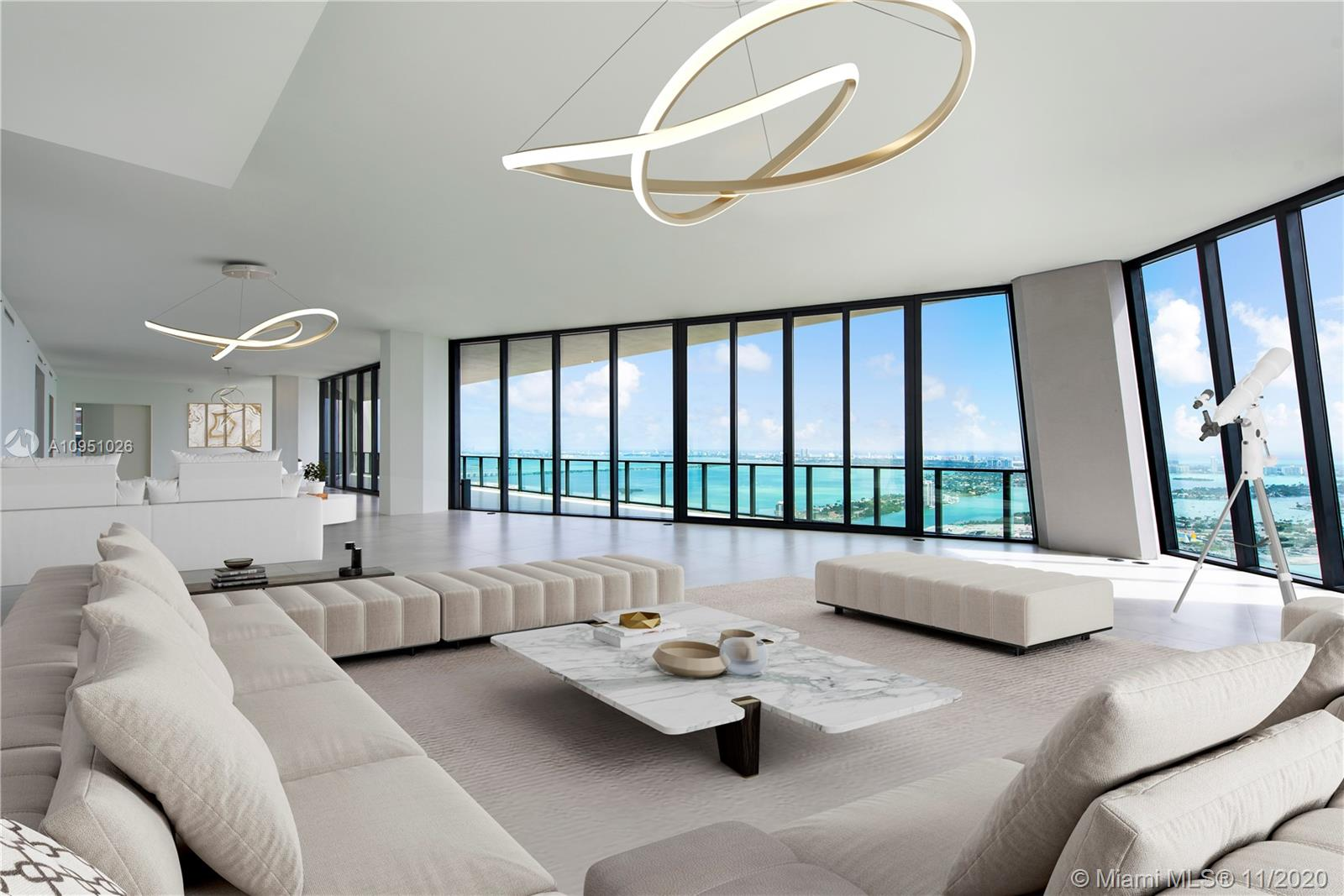1000 Biscayne Blvd, Unit #5401 Luxury Real Estate