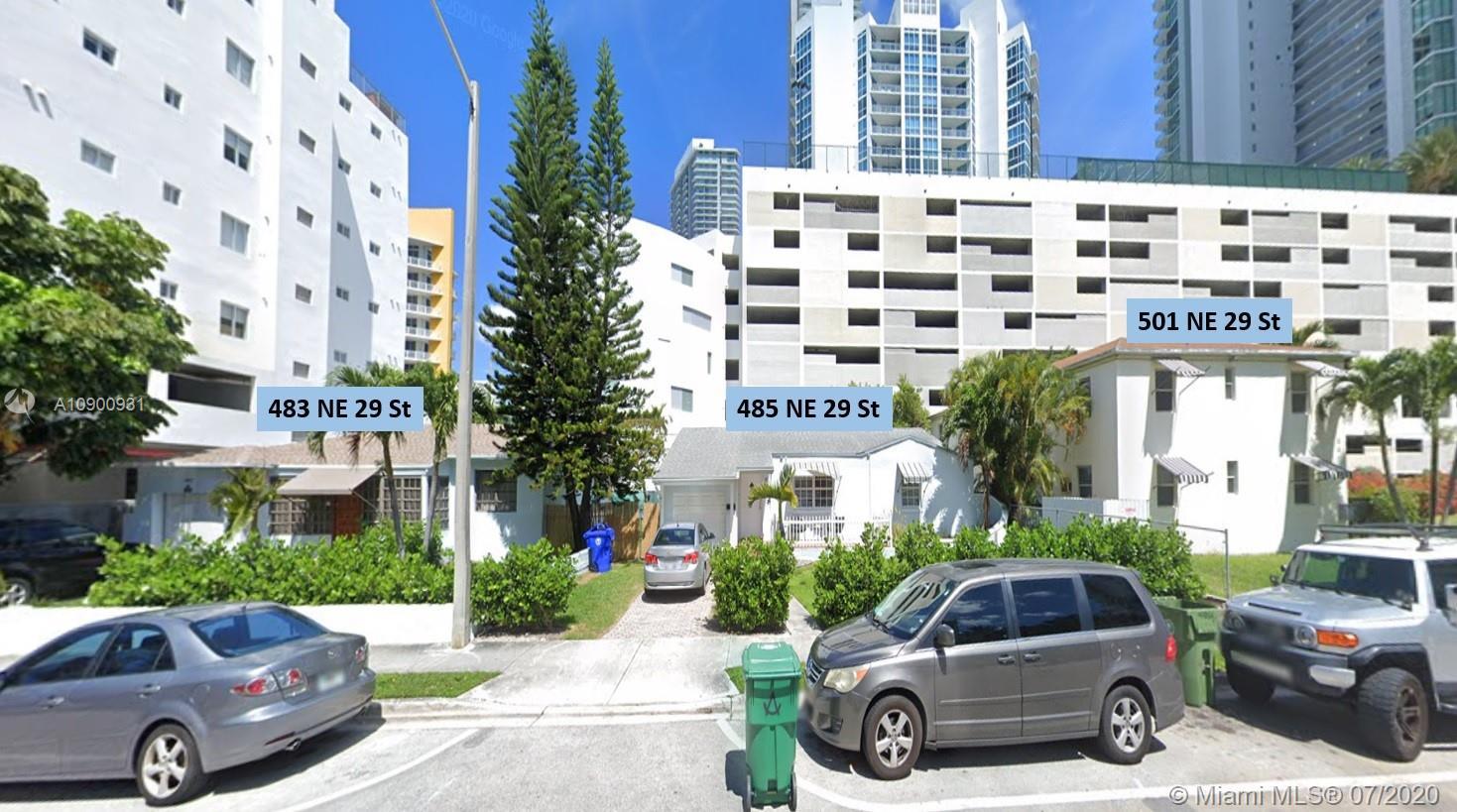 501 NE 29th St Luxury Real Estate