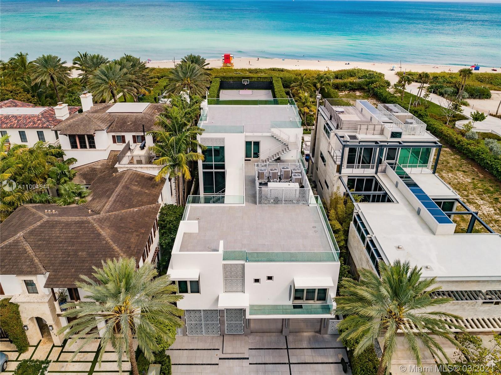 7717 Atlantic Way Luxury Real Estate
