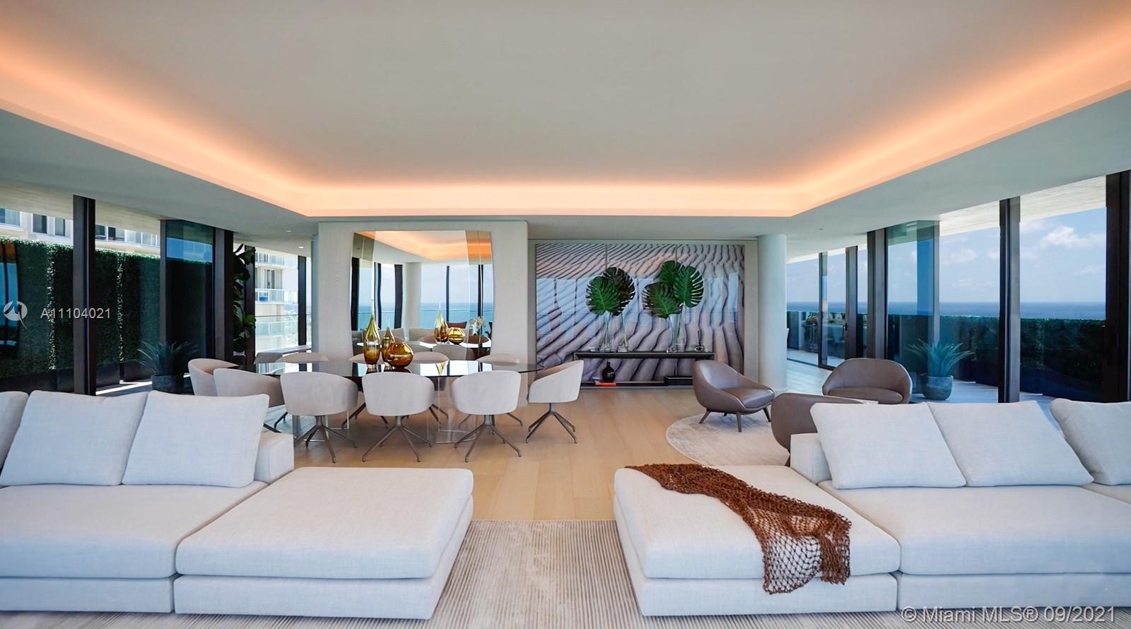 8955 Collins Ave, Unit #LPH Luxury Real Estate
