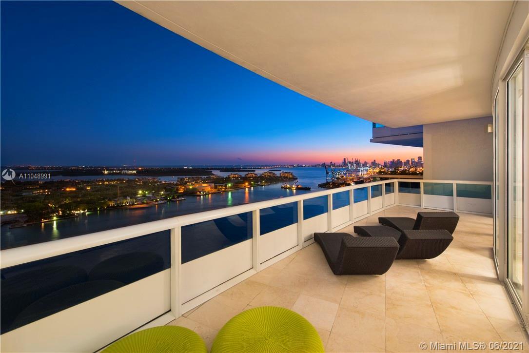 1000 S Pointe Dr, Unit #P2803 Luxury Real Estate