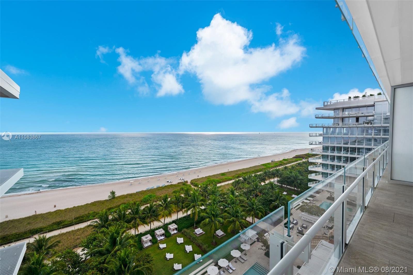 9111 Collins Ave, Unit #N-913 Luxury Real Estate