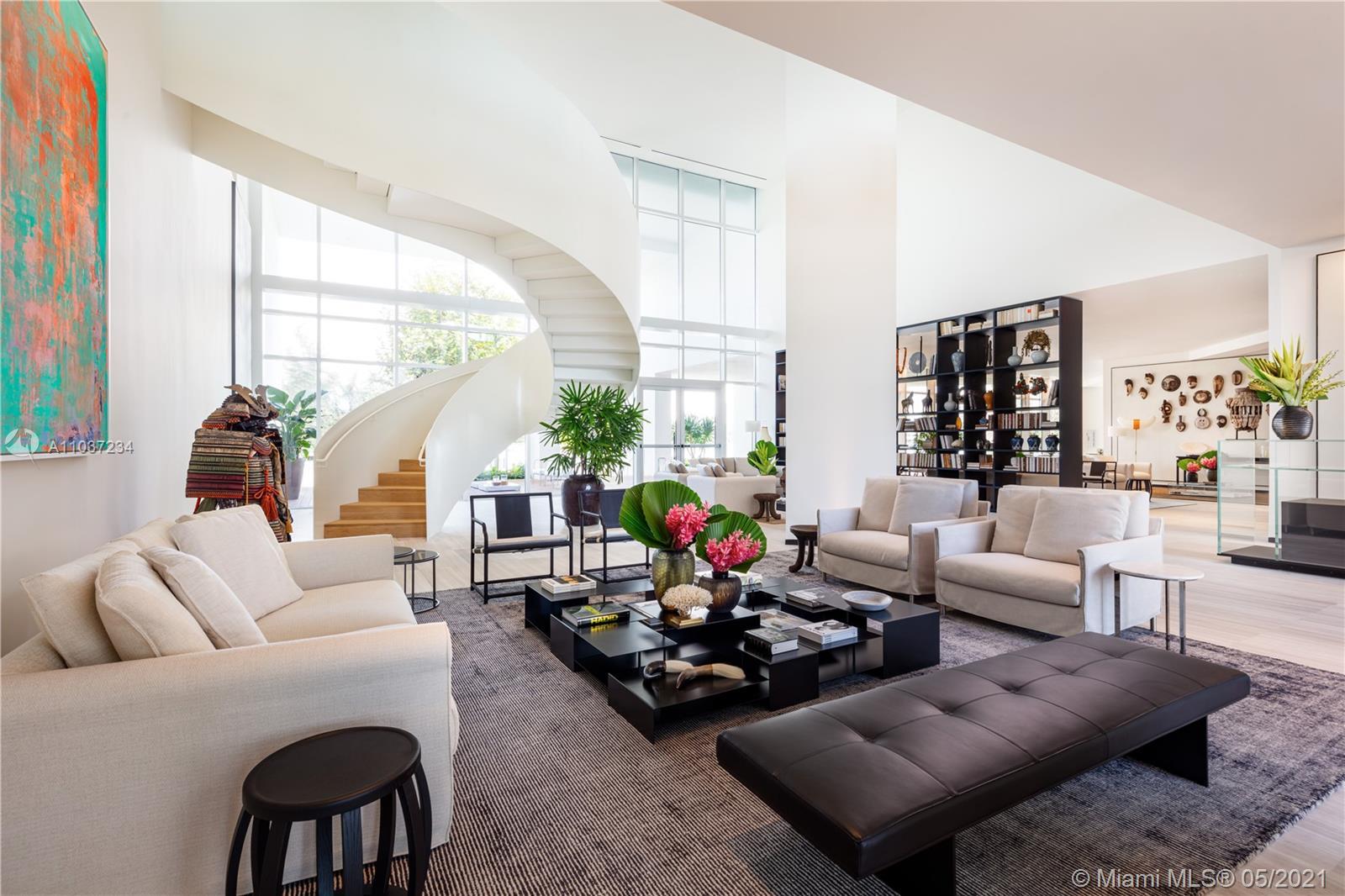 4701 N Meridian Ave, Unit #LPH02 Luxury Real Estate