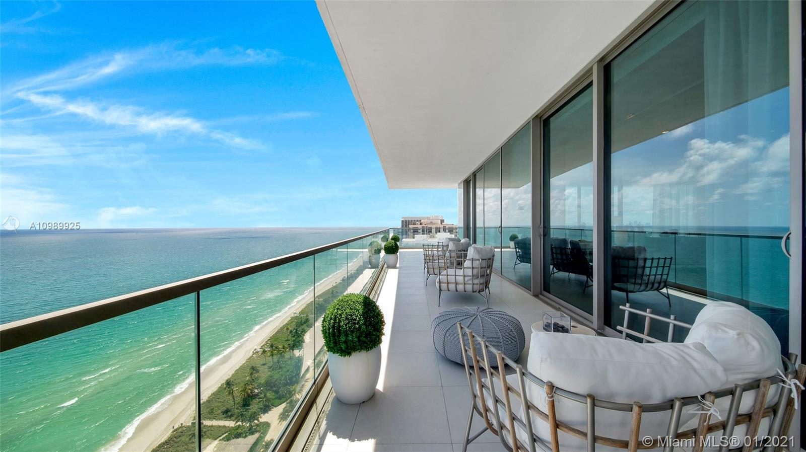 10201 Collins Ave, Unit #2601/02 Luxury Real Estate