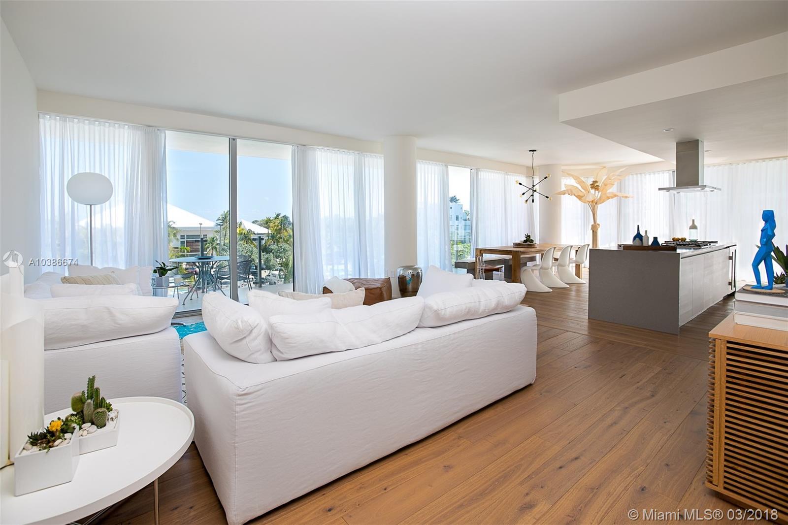 1 Collins Av., Unit #307 Luxury Real Estate