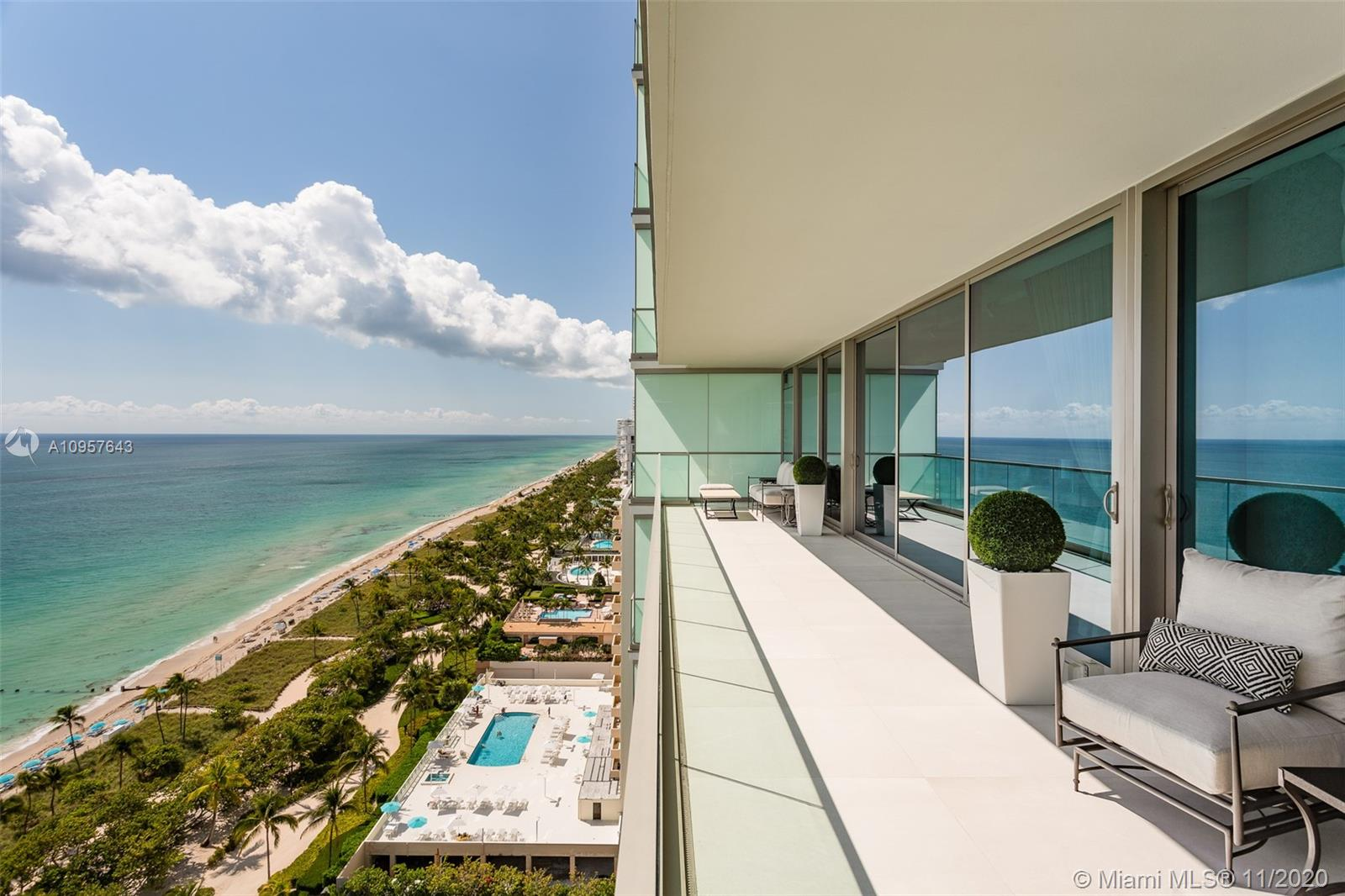 10201 Collins Ave, Unit #1706 Luxury Real Estate