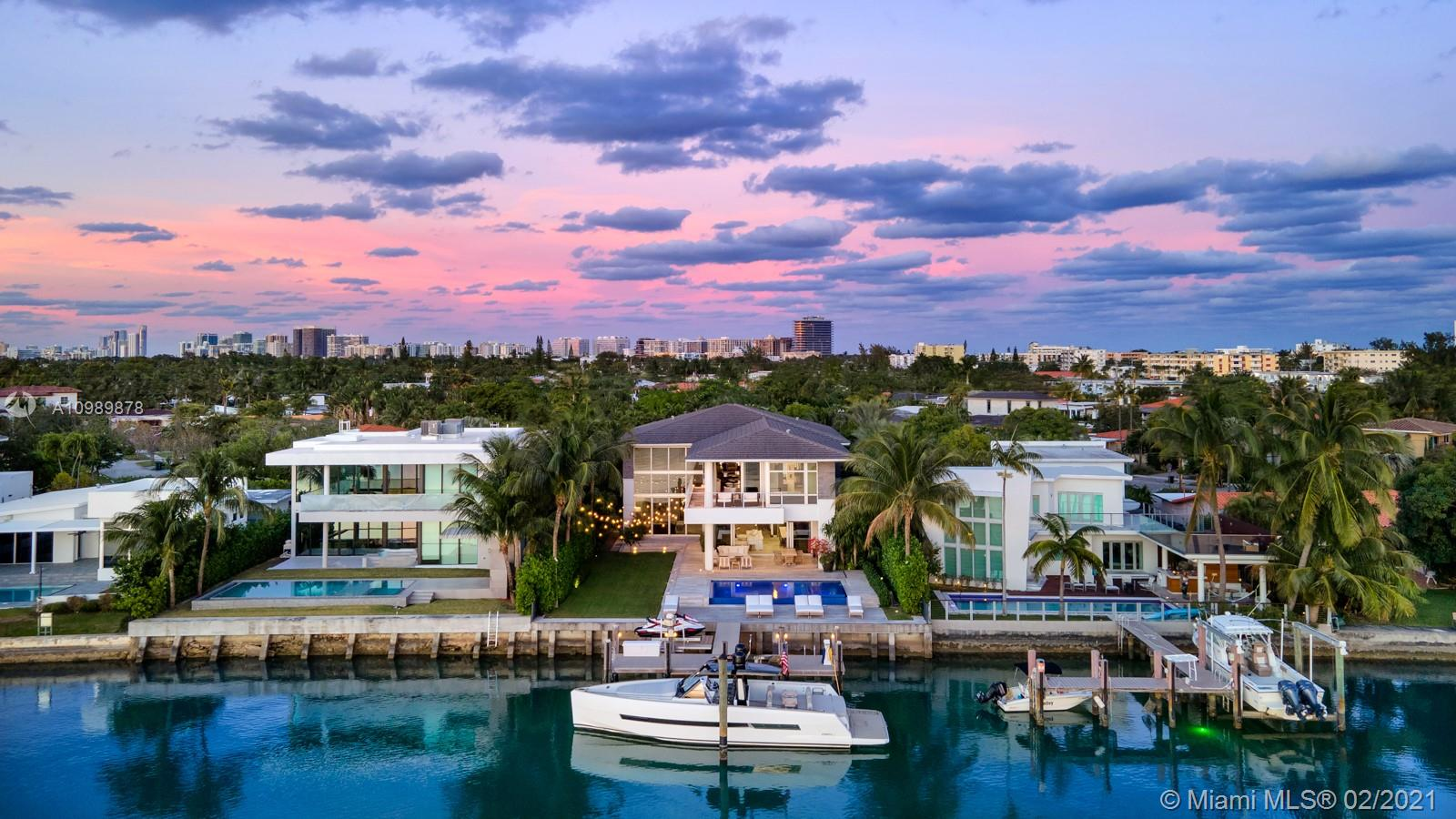 1220 S Biscayne Point Rd Luxury Real Estate