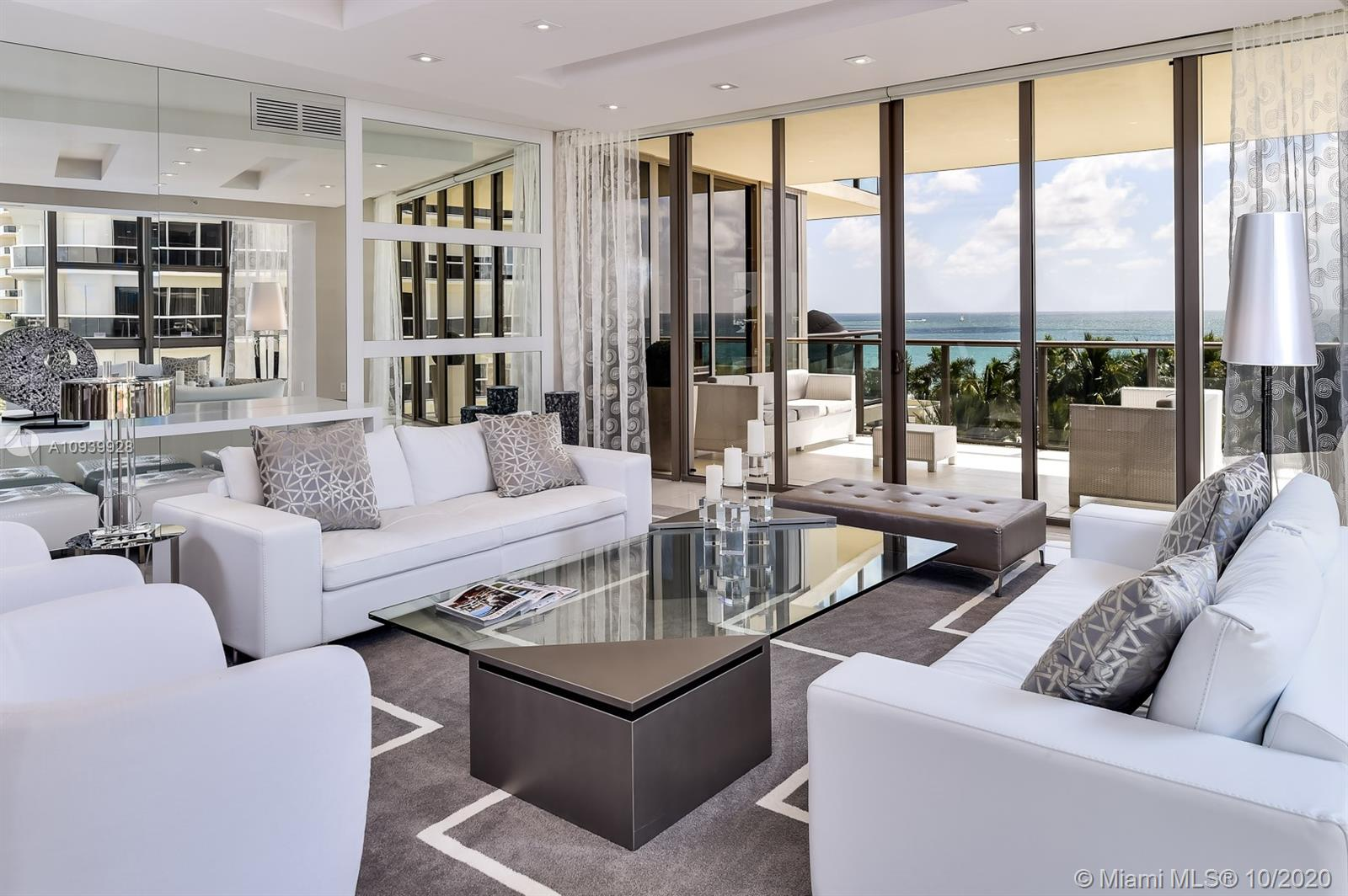 9701 Collins Ave, Unit #601S Luxury Real Estate
