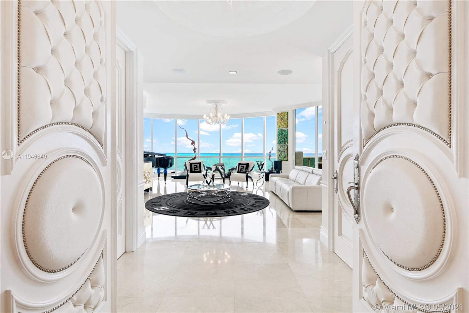 18101 Collins Ave, Unit #1109 Luxury Real Estate
